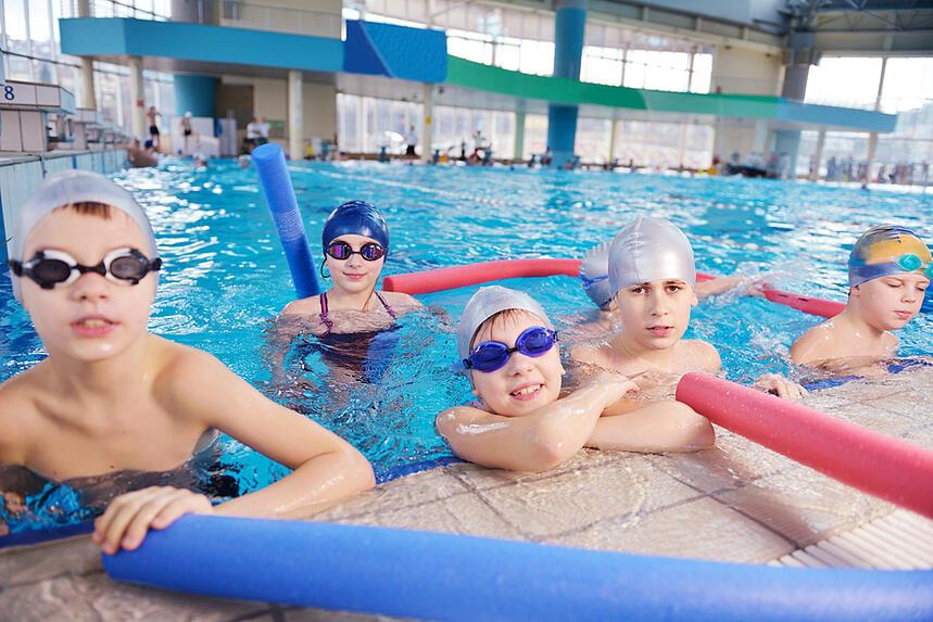 Commercial Pool Chlorine Management